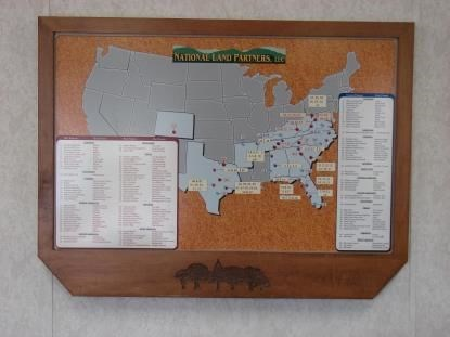 PLA015 - Custom Plaque for Property Management