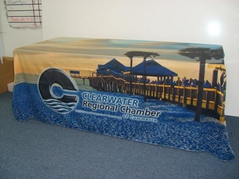 TT004 - Custom Table Throw for Non-Profits & Associations