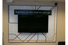 - Image360 - Lauderhill Mounted Wall Graphics